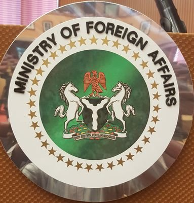 Foreign Affairs Ministry, Nigeria on Visa