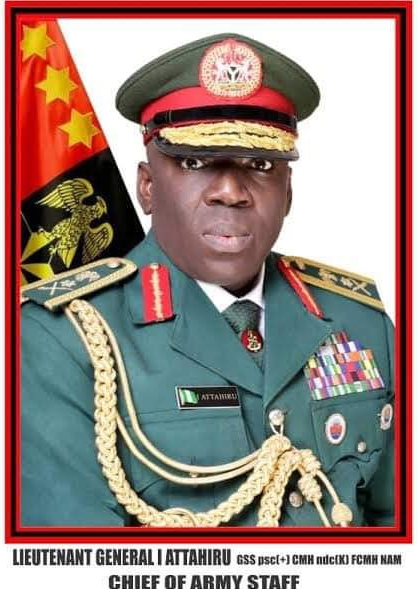 Late Chief Of Army Staff